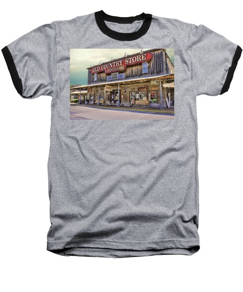 Casey Jones Village Store Baseball T-Shirt