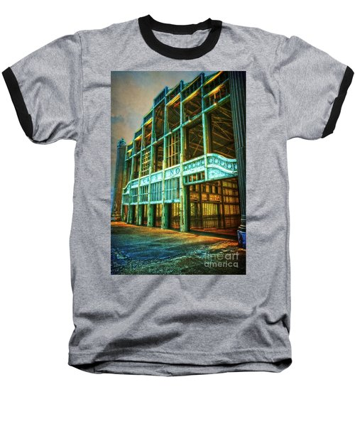 Casino Baseball T-Shirt