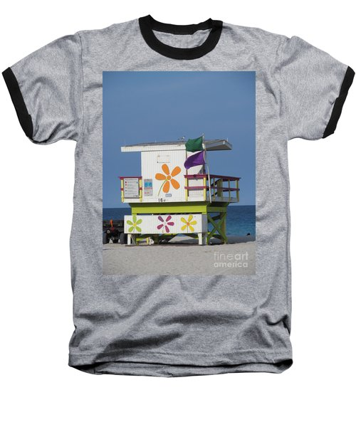 Casita De Playa Baseball T-Shirt