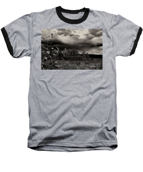 Casita In A Storm Baseball T-Shirt