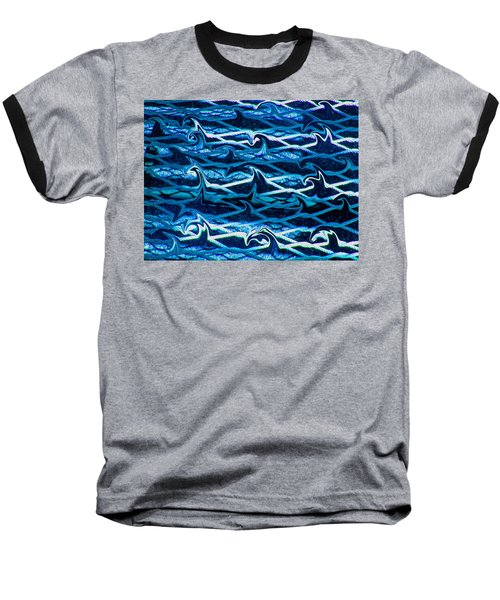 Baseball T-Shirt featuring the photograph Cast Your Net Upon The Waters by Stephanie Grant