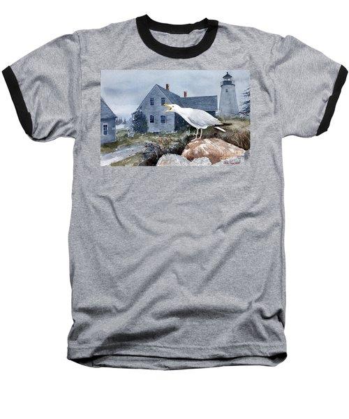 Castine Call Baseball T-Shirt
