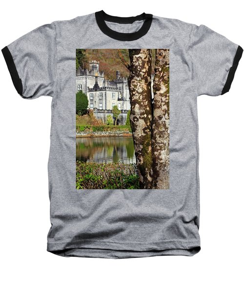 Castle Behind The Trees Baseball T-Shirt