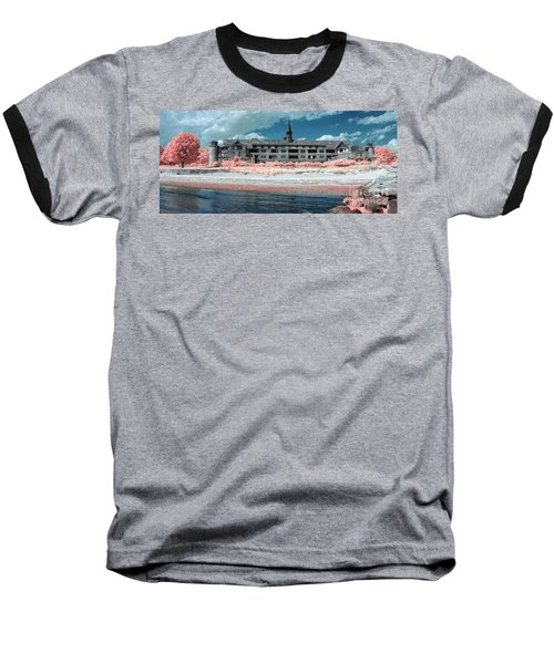Castle In The Sky Baseball T-Shirt