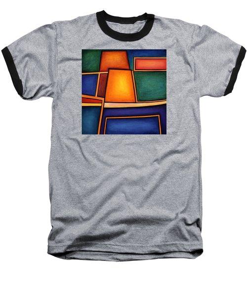 Castle Baseball T-Shirt