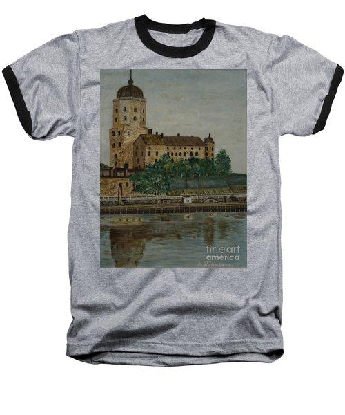 Castle Of Vyborg Baseball T-Shirt