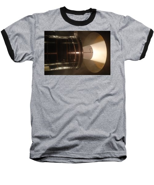 Baseball T-Shirt featuring the photograph Castor 30 Rocket Motor by Science Source