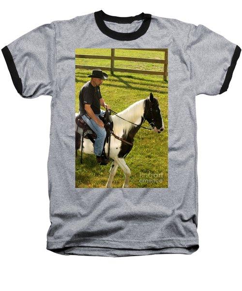 Casual Ride Baseball T-Shirt
