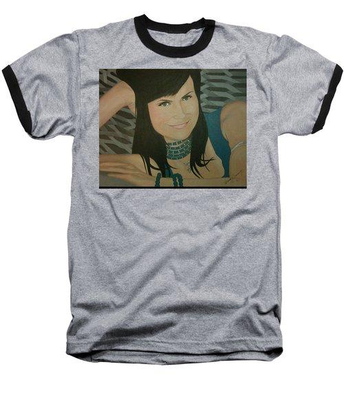 Cat Sansone Baseball T-Shirt
