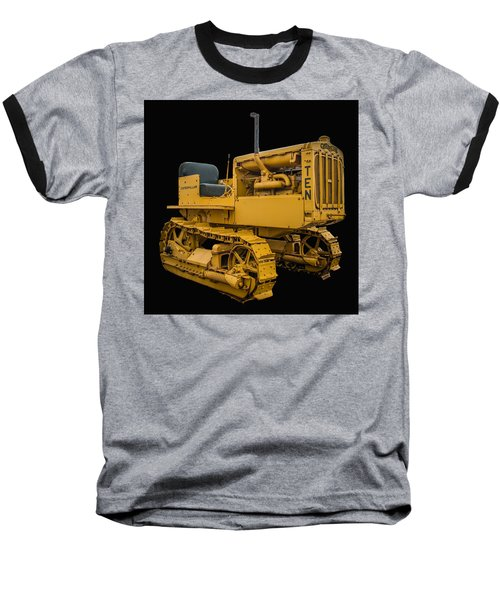 Caterpillar Ten Baseball T-Shirt