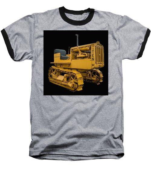 Caterpillar Ten Baseball T-Shirt by Paul Freidlund
