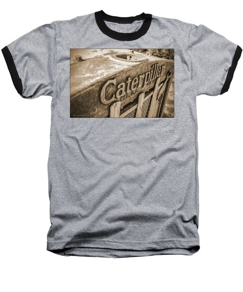 Caterpillar Vintage Baseball T-Shirt