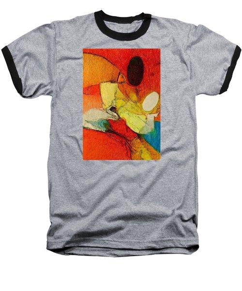 Caterpillar  Vision Baseball T-Shirt