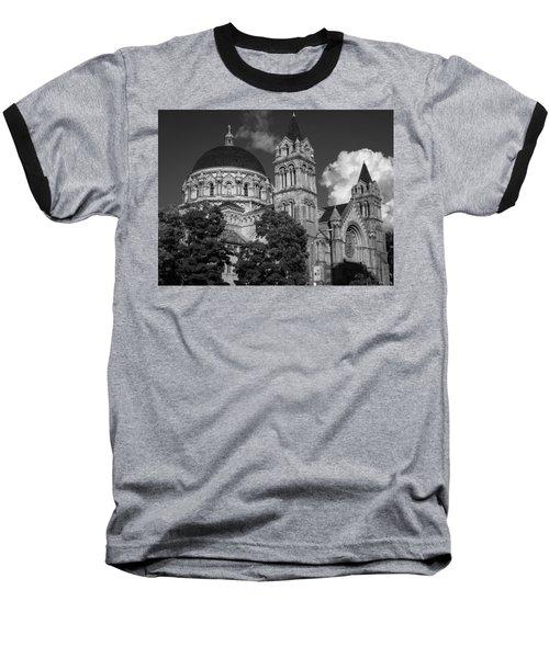 Cathedral Basilica Of St. Louis Baseball T-Shirt