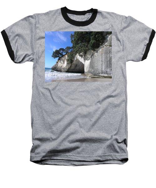 Cathedral Cove Baseball T-Shirt