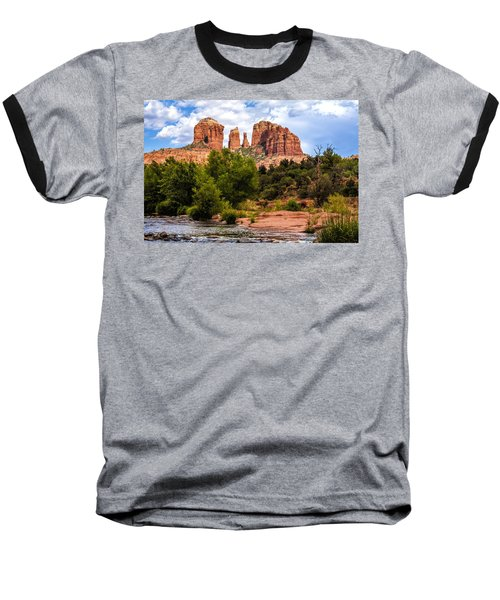 Cathedral Rock Baseball T-Shirt