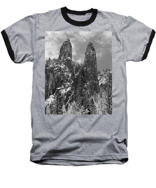 Cathedral Spires Baseball T-Shirt