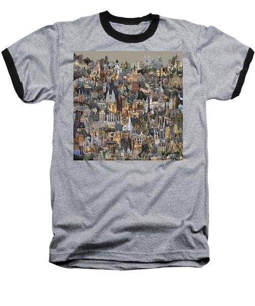Cathedri Baseball T-Shirt