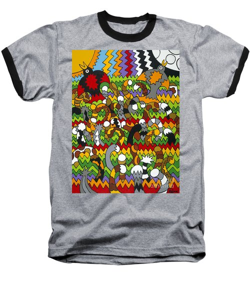Catnip Baseball T-Shirt