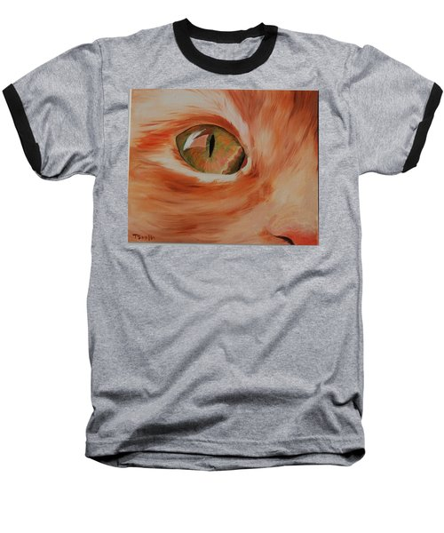 Cat's Eye Baseball T-Shirt