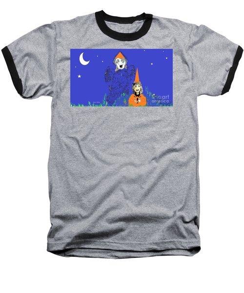 Cat's Meow Baseball T-Shirt