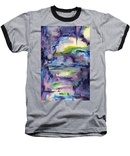 Cave Painting Baseball T-Shirt
