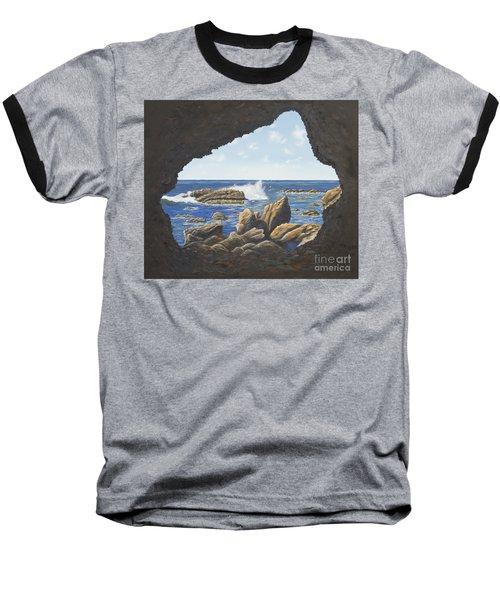Cave View Baseball T-Shirt