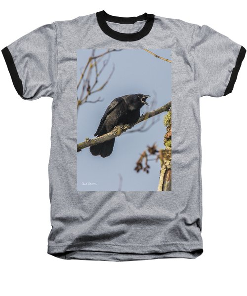 Caw Baseball T-Shirt