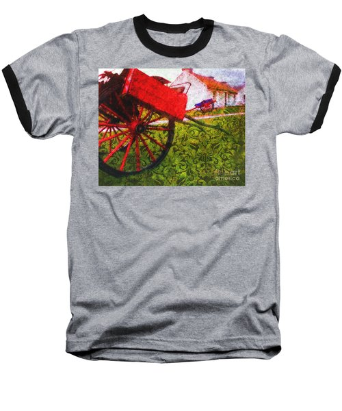 Cead Mile Failte  Baseball T-Shirt