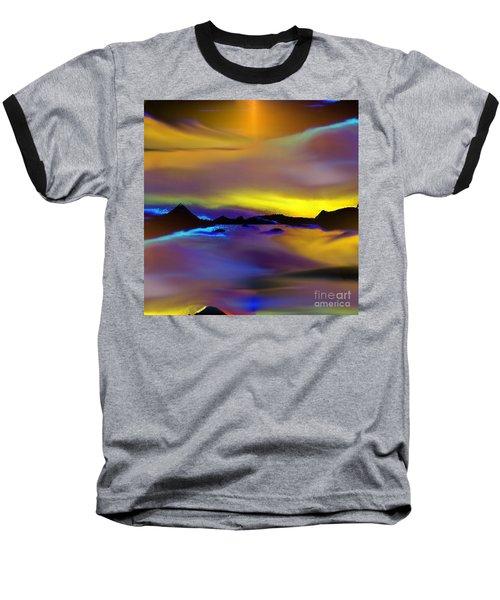 Cebu Sunset Baseball T-Shirt