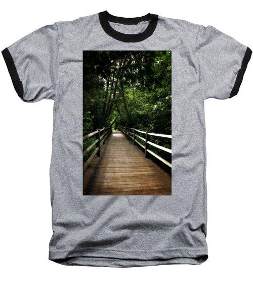 Cedar Pathway 2.0 Baseball T-Shirt