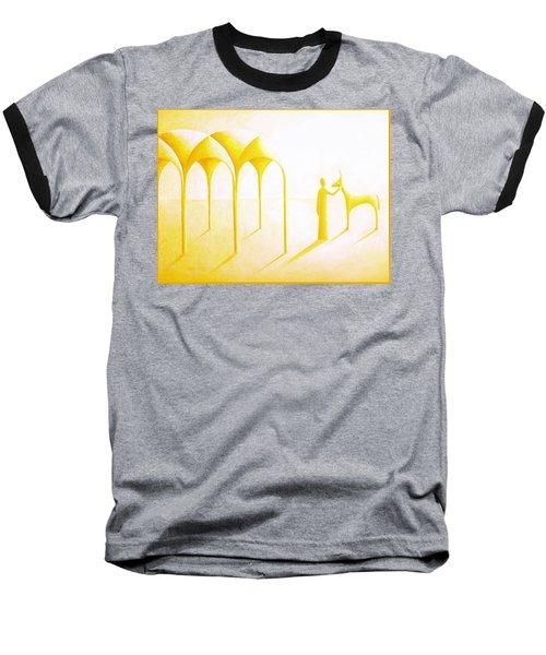 Celestial Dimension Baseball T-Shirt