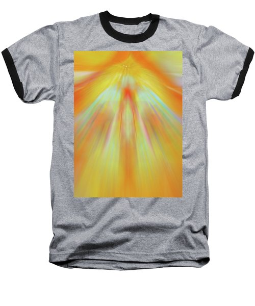 Celestial Flight Baseball T-Shirt