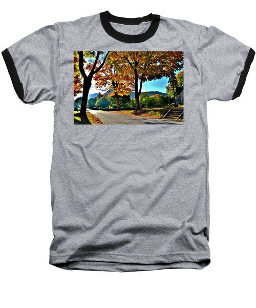 Cemetery Road Baseball T-Shirt