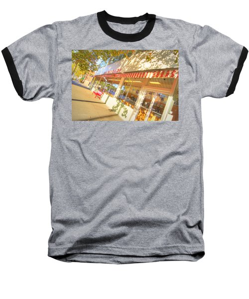Central Dairy Baseball T-Shirt