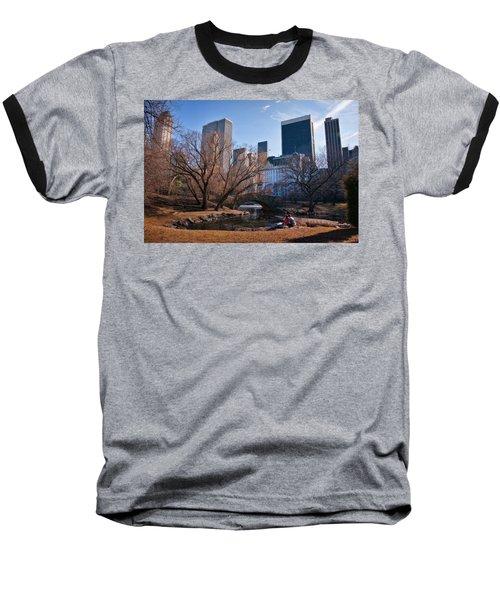 Central Park Baseball T-Shirt