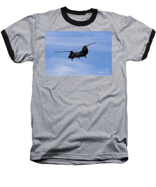 Ch-46 Vietnam Era Paint Baseball T-Shirt