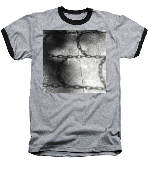Chain Ladder Baseball T-Shirt