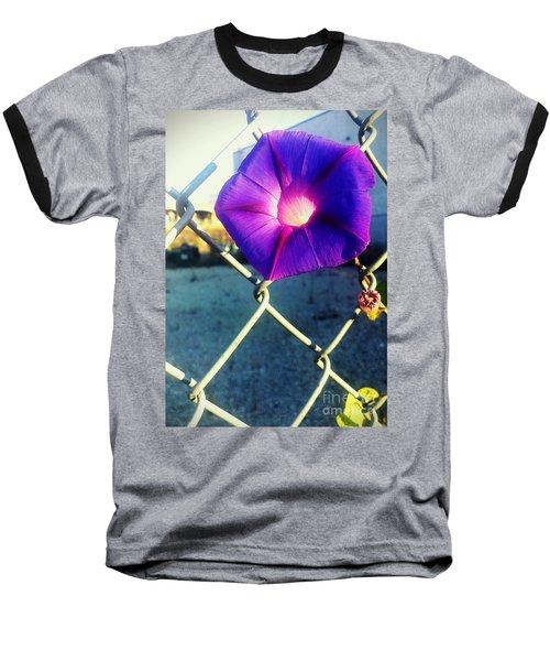 Baseball T-Shirt featuring the photograph Chained Splendor by James Aiken