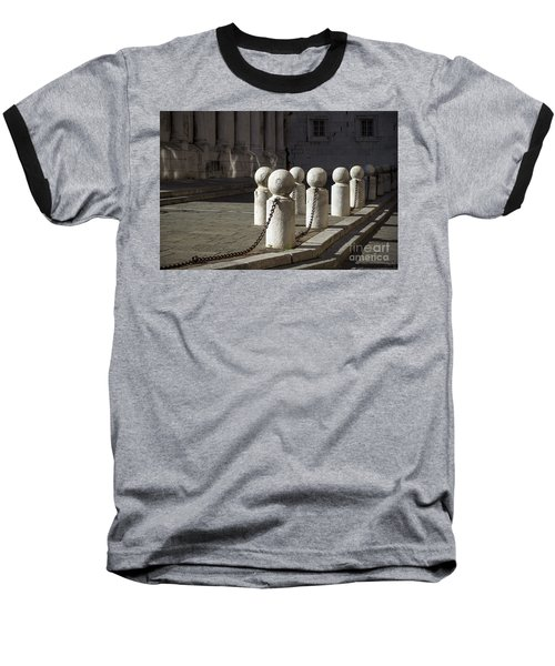 Chained Together Baseball T-Shirt