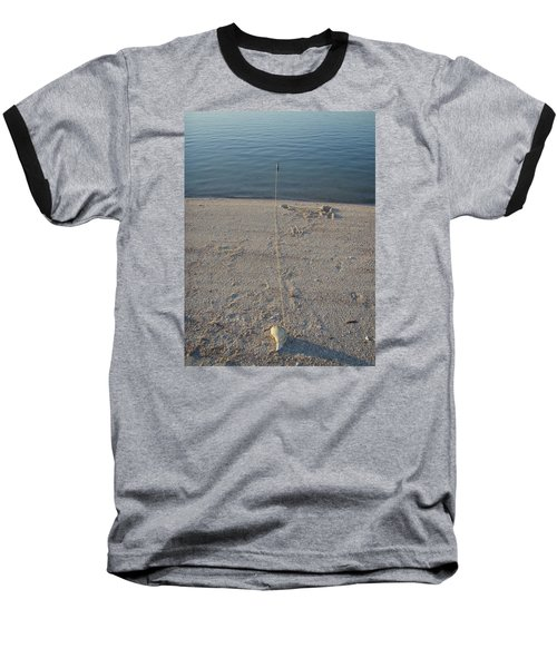 Baseball T-Shirt featuring the photograph Champagne Chillin by Robert Nickologianis