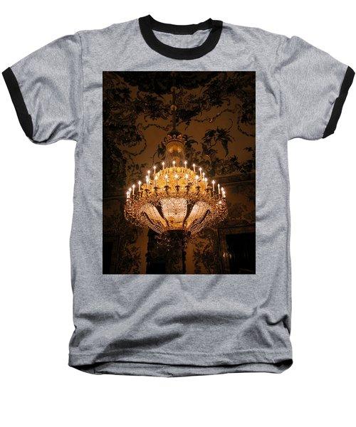 Chandelier Palacio Real Baseball T-Shirt