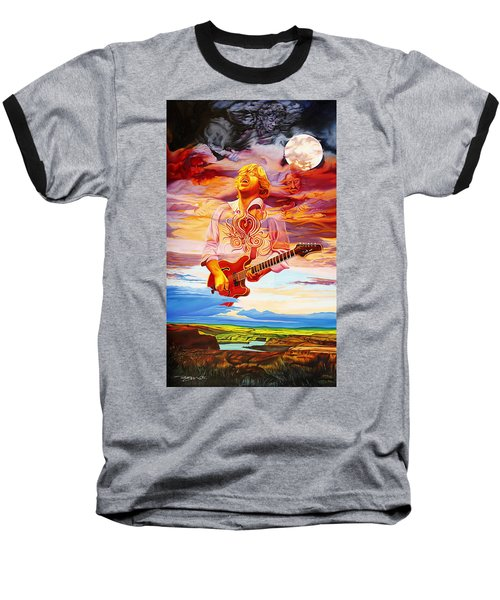 Channeling The Cosmic Goo At The Gorge Baseball T-Shirt