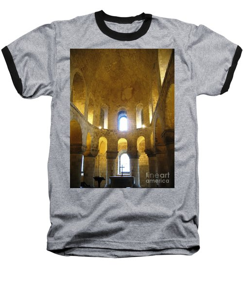 Chapel Glow Baseball T-Shirt