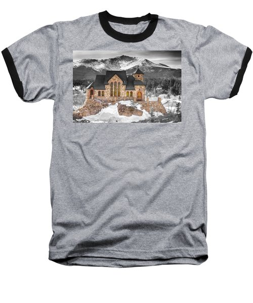 Chapel On The Rock Bwsc Baseball T-Shirt