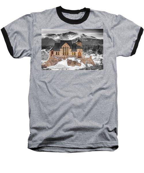 Chapel On The Rock Bwsc Baseball T-Shirt
