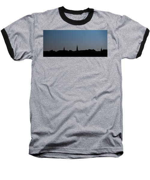 Charleston Silhouette Baseball T-Shirt