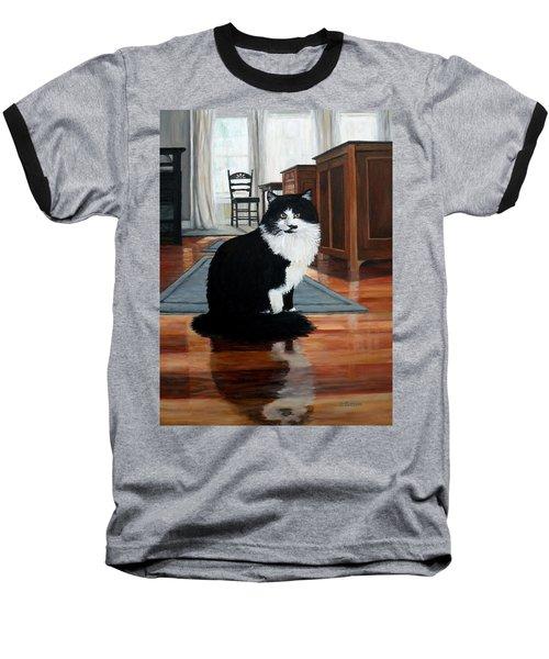 Charlie Baseball T-Shirt by Eileen Patten Oliver