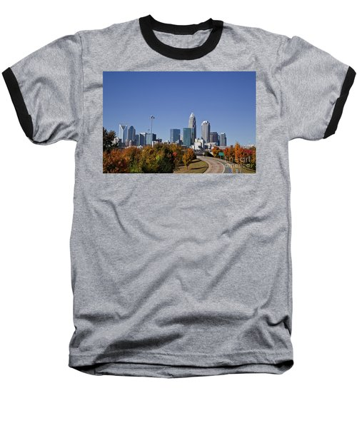 Charlotte North Carolina Baseball T-Shirt