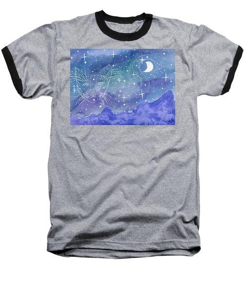 Charmed Night Baseball T-Shirt